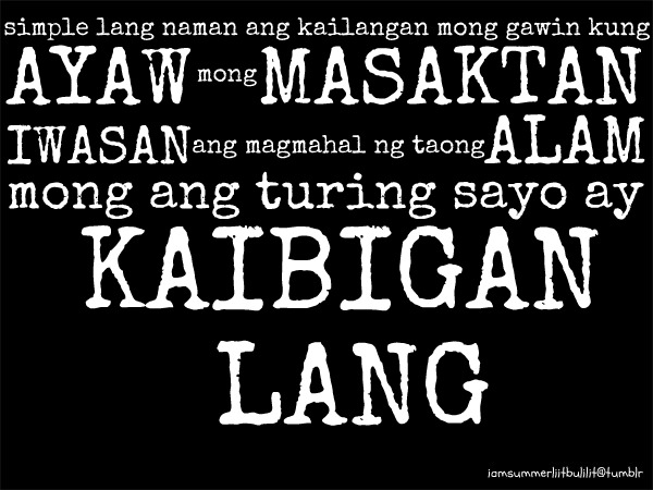 Heart Broken Sad Tagalog Quotes. QuotesGram