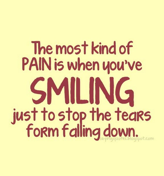 pain behind smile quotes quotesgram