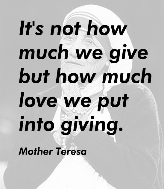 Mother Teresa Quotes On Education. QuotesGram