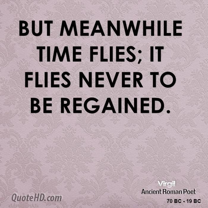 Time Flies Quotes Quotesgram