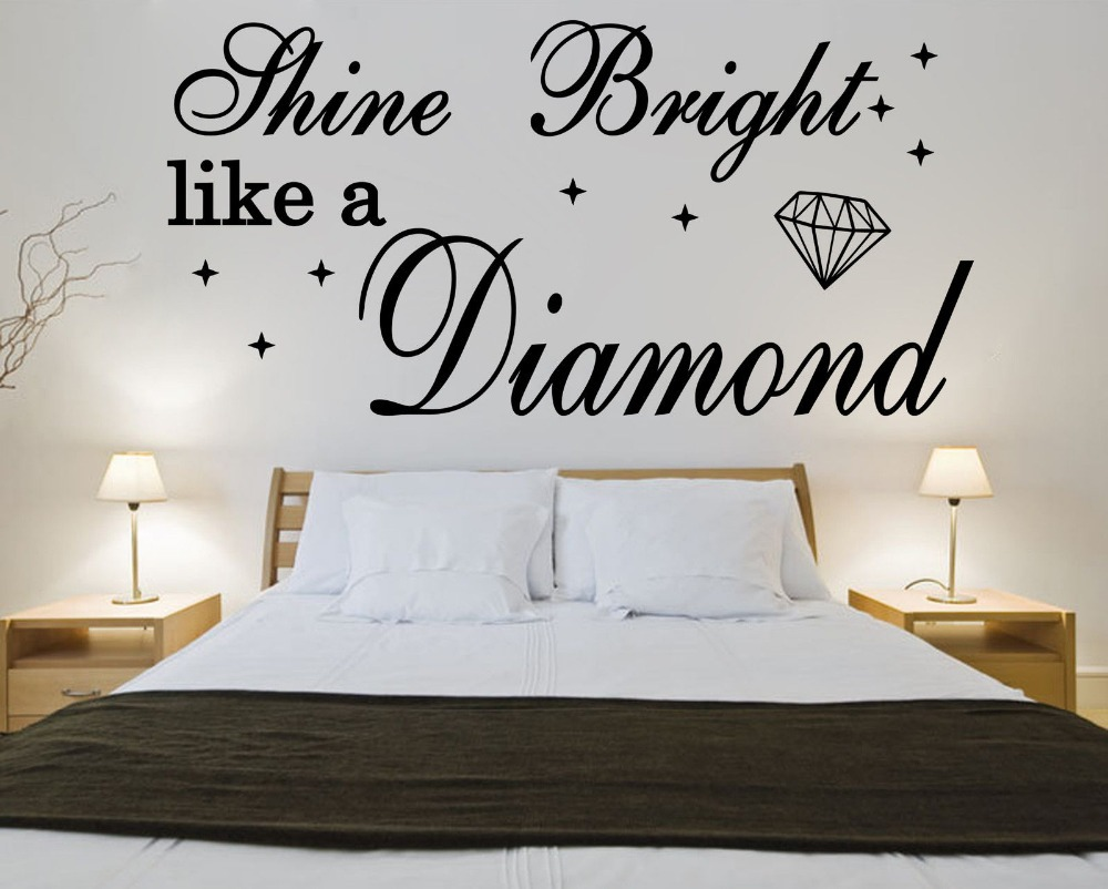 bright wall art quotes and sayings quotesgram. Black Bedroom Furniture Sets. Home Design Ideas