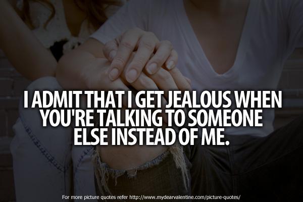 jealous girlfriend quotes - photo #14