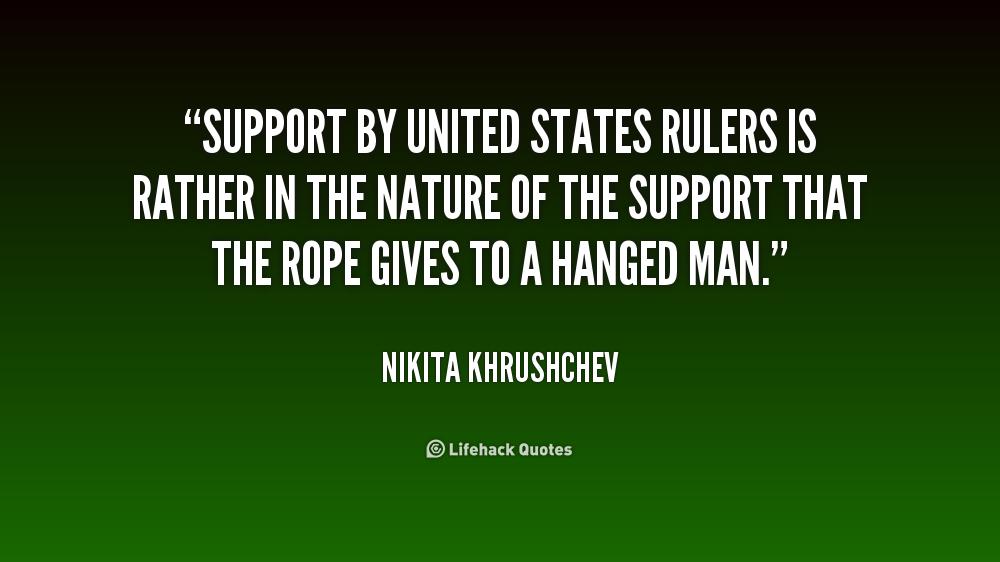 nikita khrushchev quotes  quotesgram