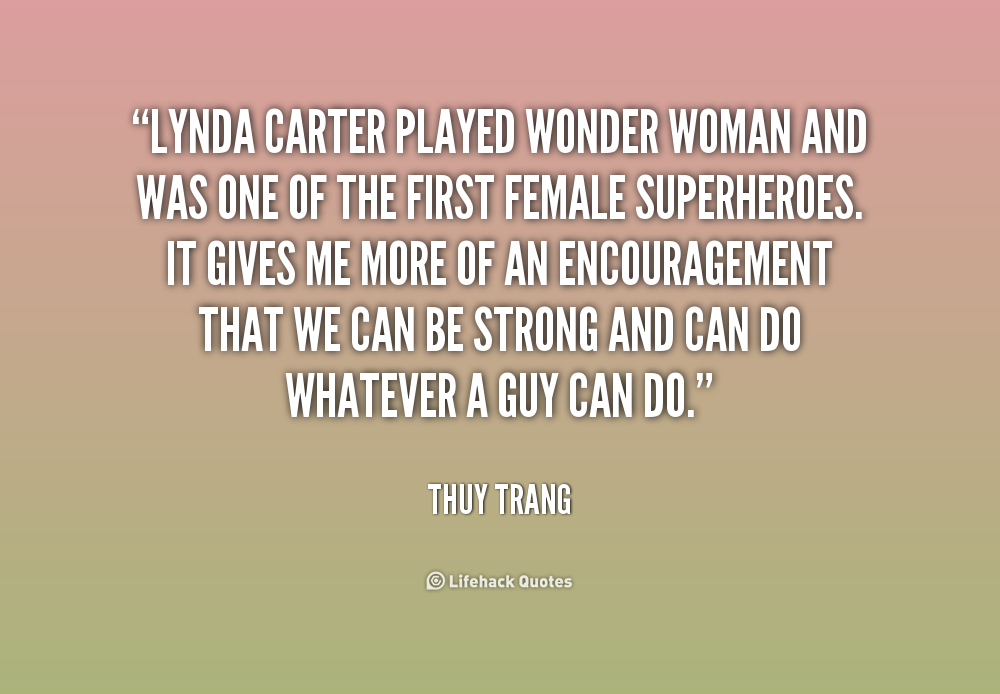 Wonder Woman Quotes. QuotesGram