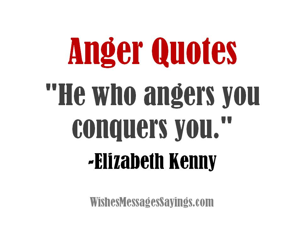 Quotes About Angry: Quotes About Anger. QuotesGram