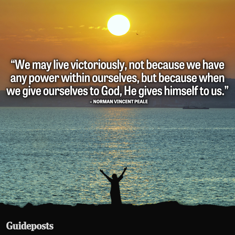 The Power Of Positive Thinking Quotes Norman Vincent Peale: Norman Vincent Peale Quotes Prayer. QuotesGram