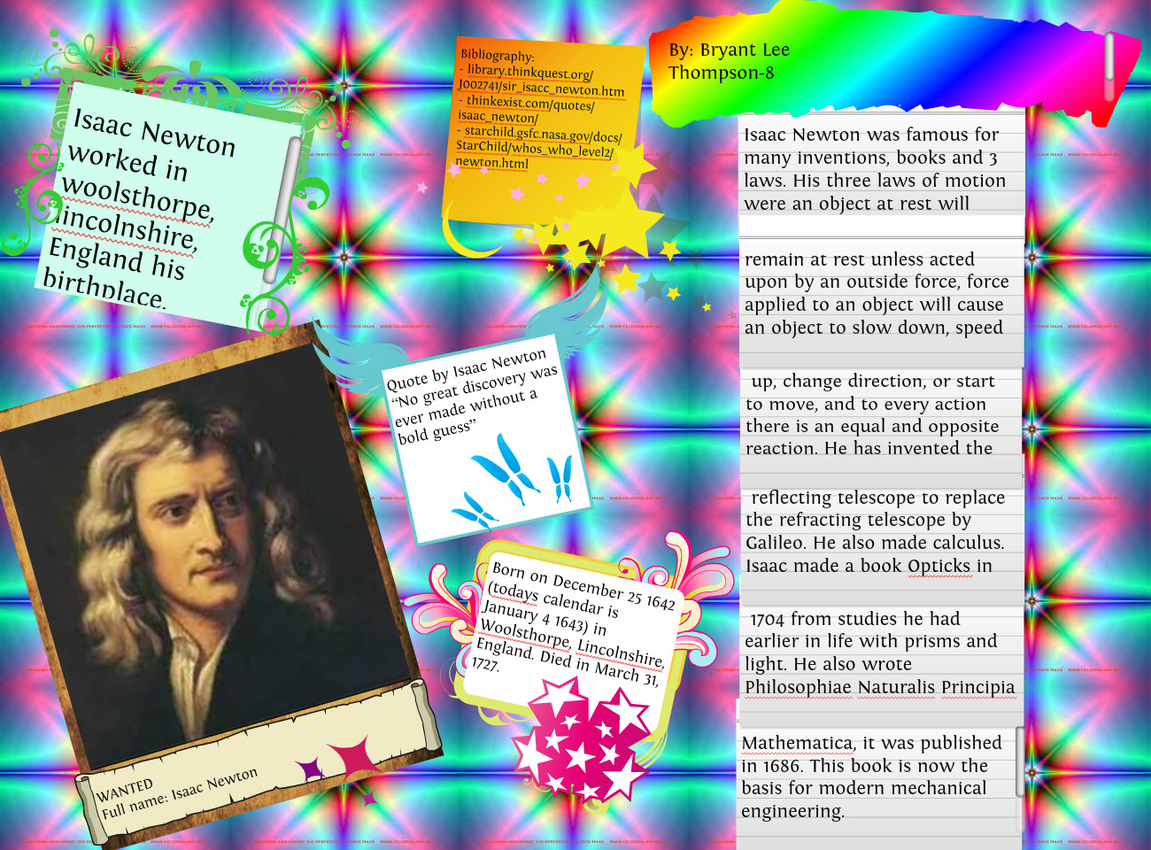 the life of isaac newton pdf