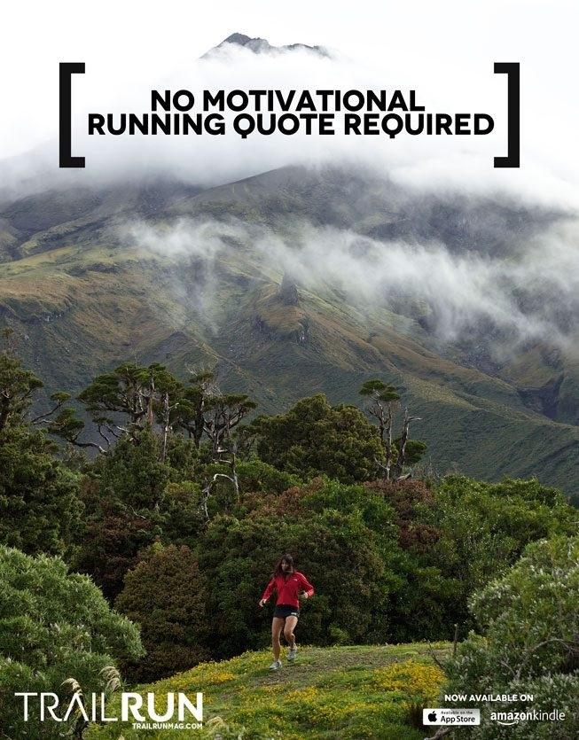 trail runner quotes quotesgram