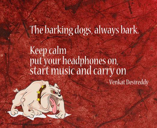 Barking Dog Quotes. QuotesGram