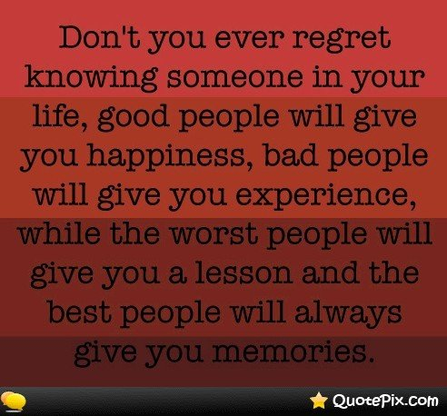 Good People In Your Life Quotes. QuotesGram