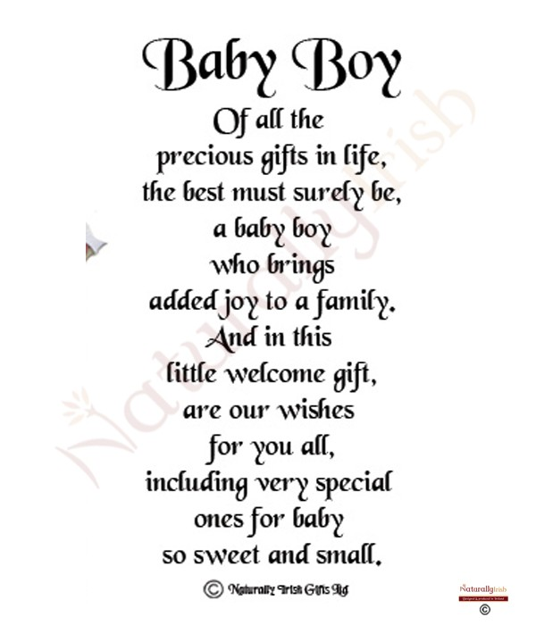 Welcome Baby Boy Quotes For Newborn: Baby Quotes 10. QuotesGram