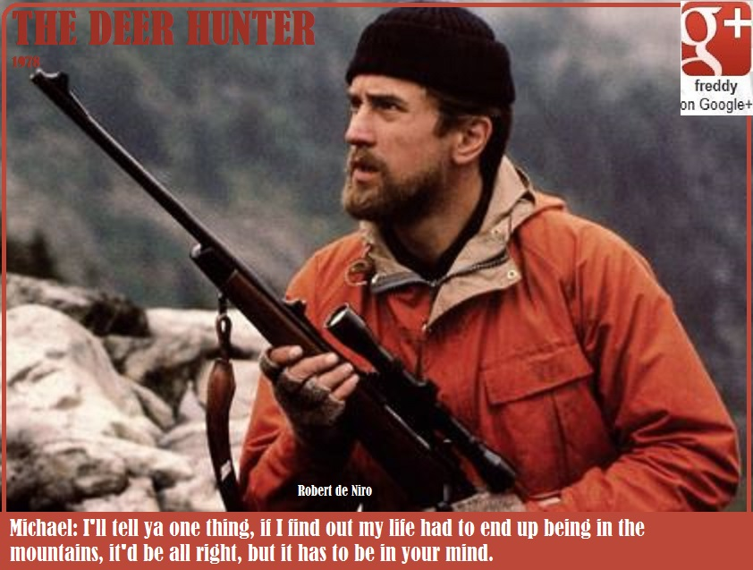 The Deer Hunter Movie Quotes. QuotesGram