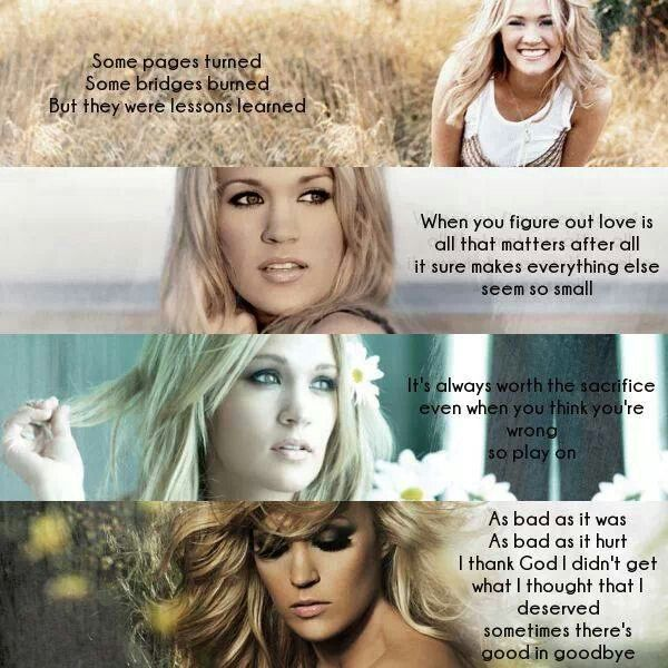 inspirational quotes from country singers quotesgram