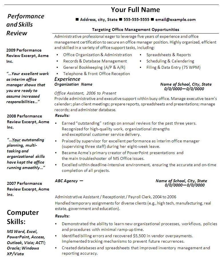 Resumes Template With Quotes. QuotesGram