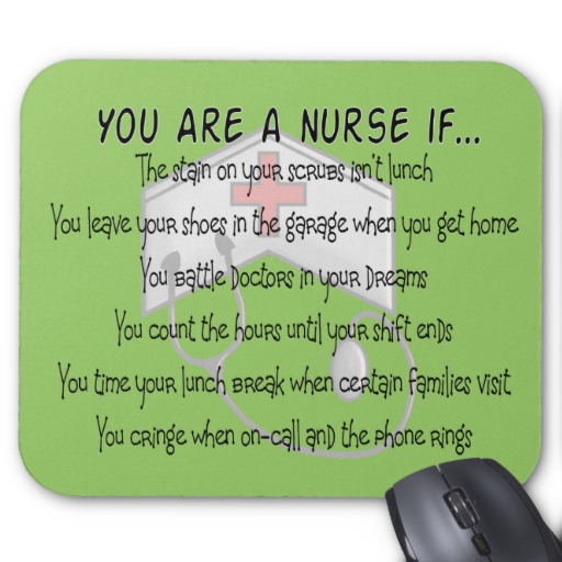 Quotes Inspirational Nurse Humor: Nurse Humor Quotes And Sayings. QuotesGram