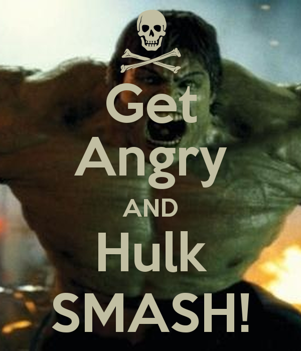 Quotes About Anger And Rage: Hulk Quotes. QuotesGram