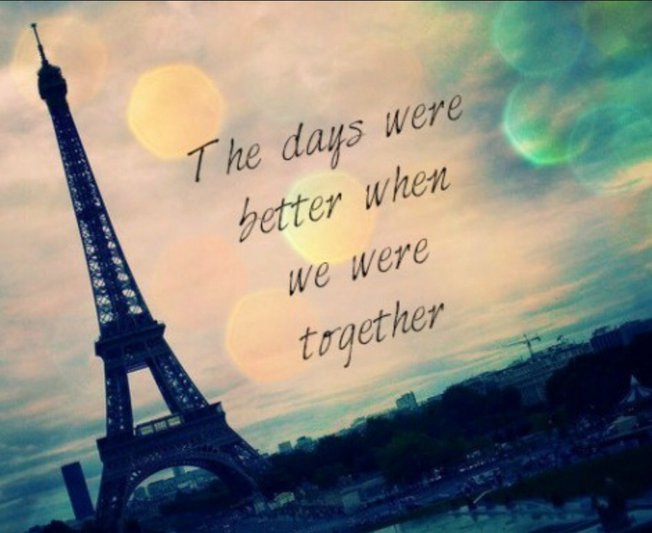 Quotes About Better Days Quotesgram: Better Together Quotes. QuotesGram