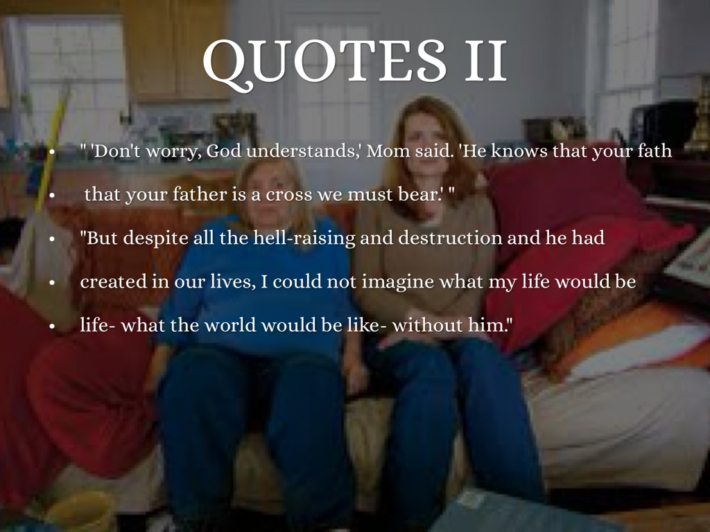 glass castle quotes The glass castle movie quotes help tell the story portrayed in the film about one family who, by choice, lived in poverty as squatters.
