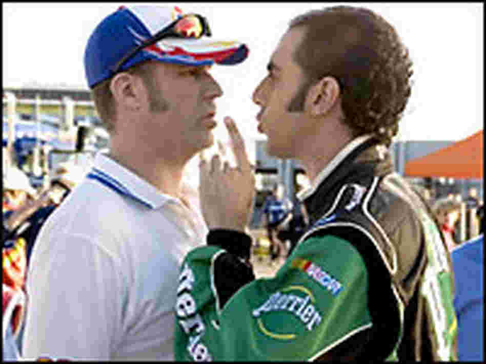 Funny Quotes From Talladega Nights. QuotesGram