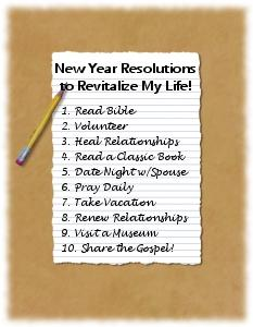 Christian New Year Resolutions Quotes QuotesGram