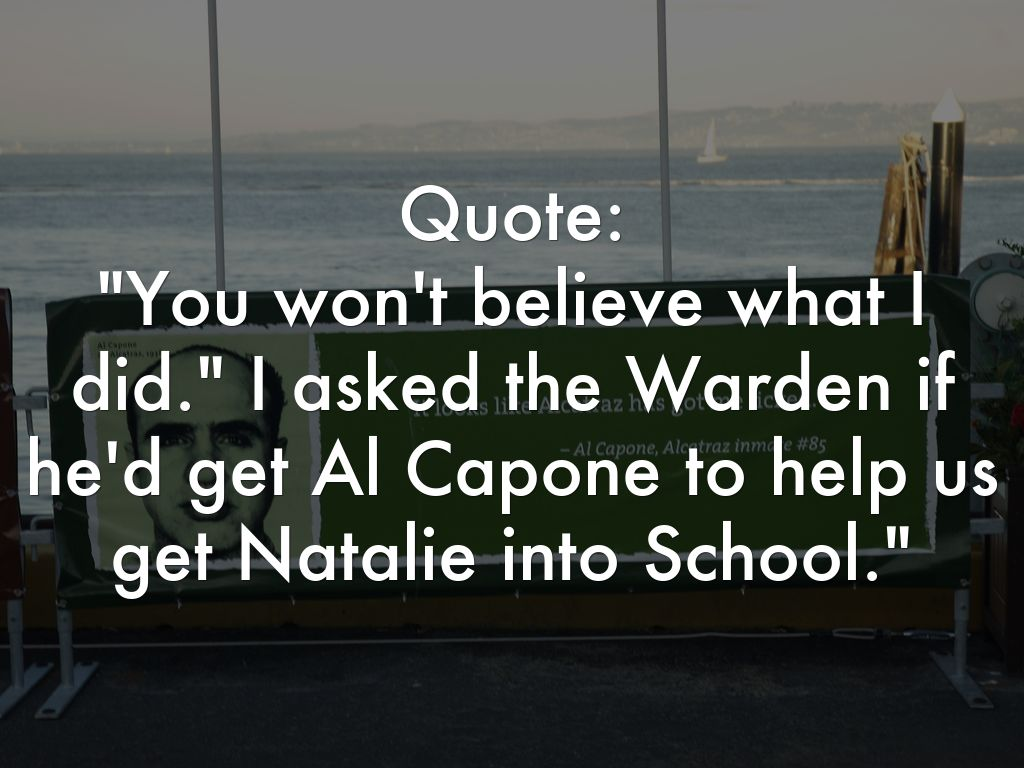 Do And Frases: Al Capone Quotes Gun. QuotesGram