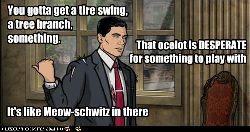 Funny Archer Quotes. QuotesGram
