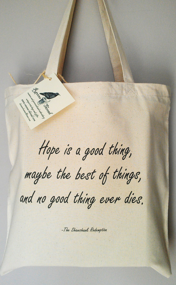 Shawshank Redemption Quotes On Hope Quotesgram