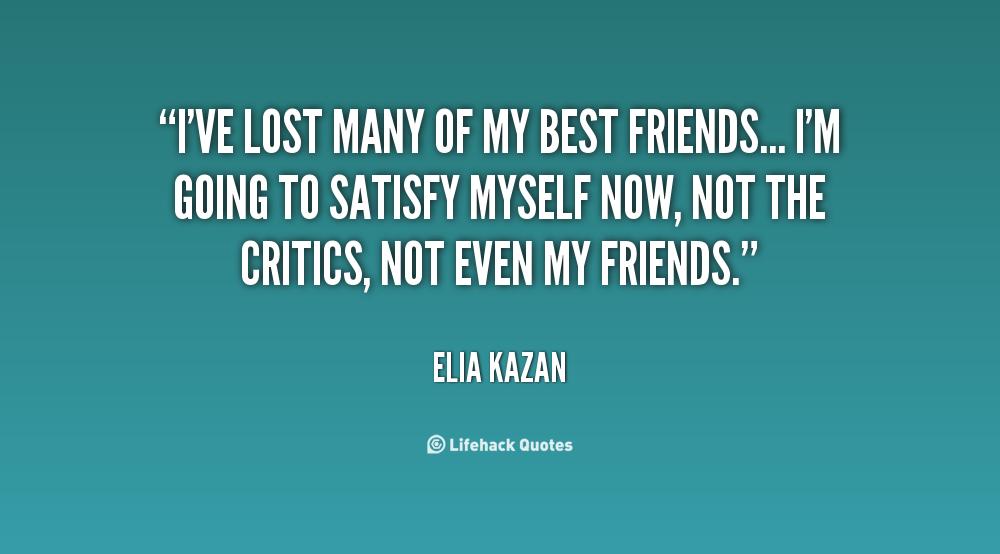 Lost Best Friend Quotes Quotesgram