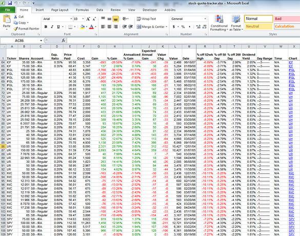 Quotes Using Excel Quotesgram