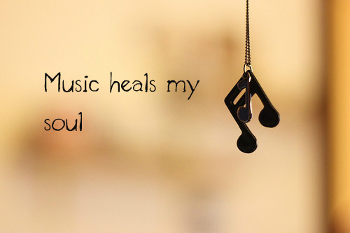 How music acts as medicine for the soul