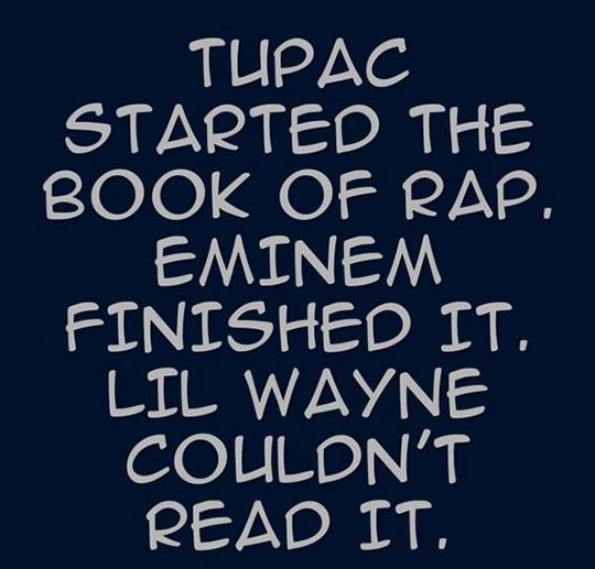 Quotes About Lil Wayne Eminem. QuotesGram