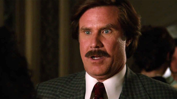 Will Farrell Funny Quotes: Will Ferrell Anchorman Quotes Baxter. QuotesGram