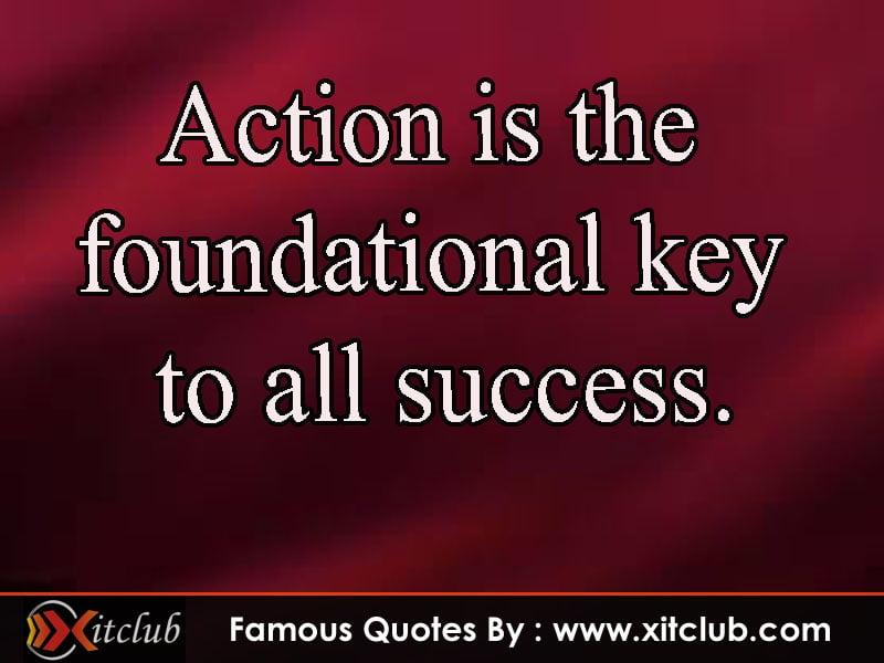Famous Quotes About Success Quotesgram
