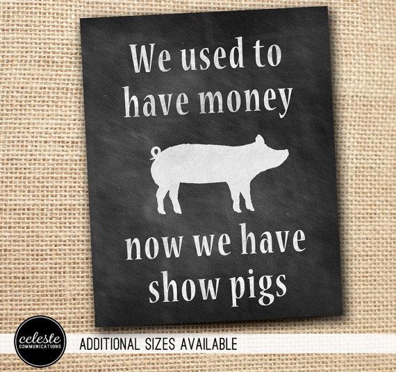 Show Pig Quotes Quotesgram