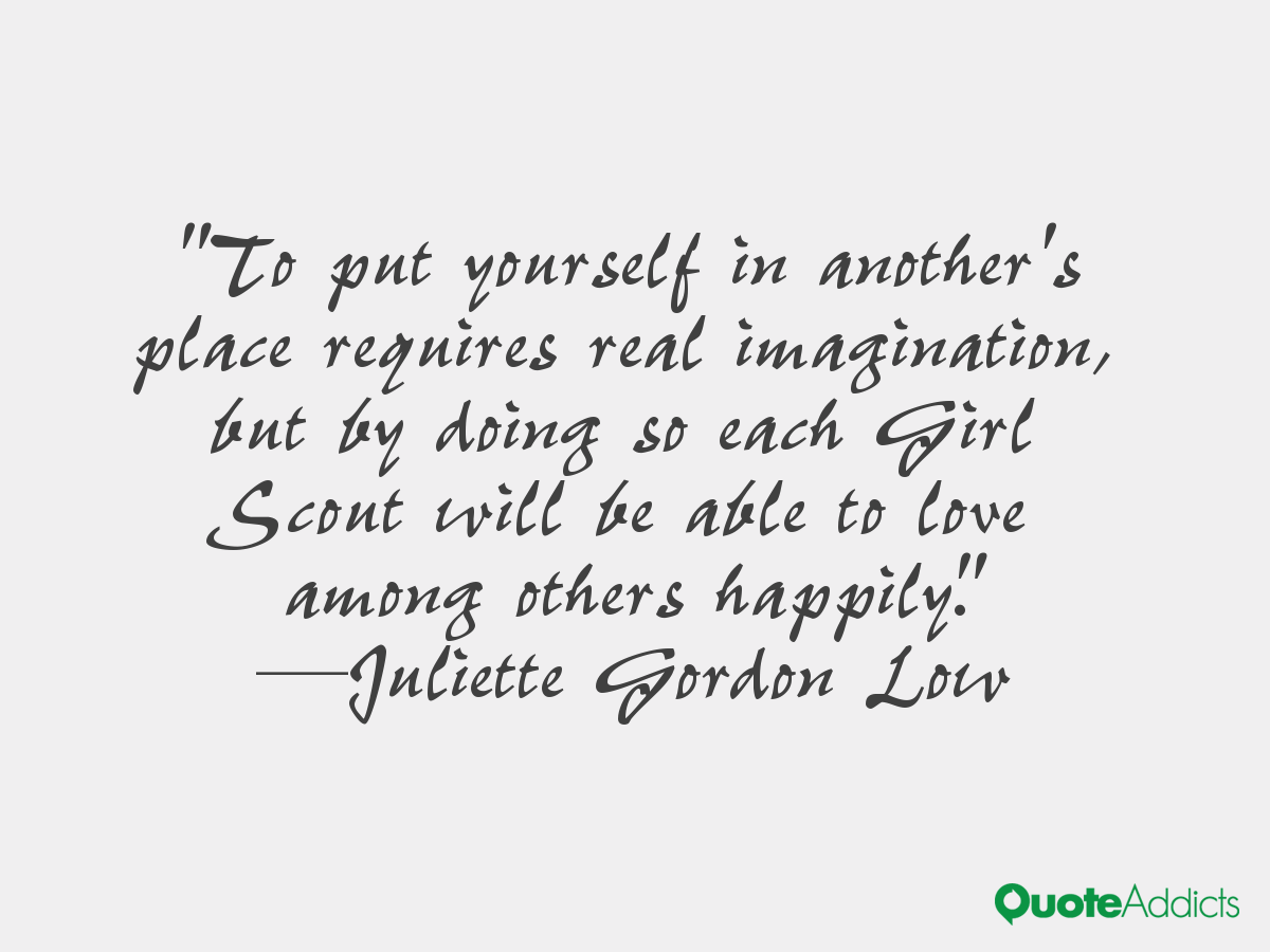Juliette Gordon Low Quotes. QuotesGram