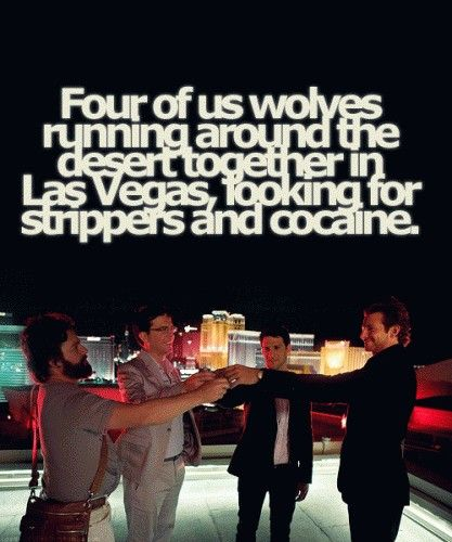 Hangover Part  Drinking Game
