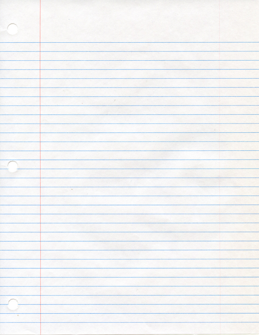 looseleaf paper Free online graph paper / grid paper pdfs downloadable and very printable notebook lined paper pdf generator - like looseleaf or filler paper lined paper.