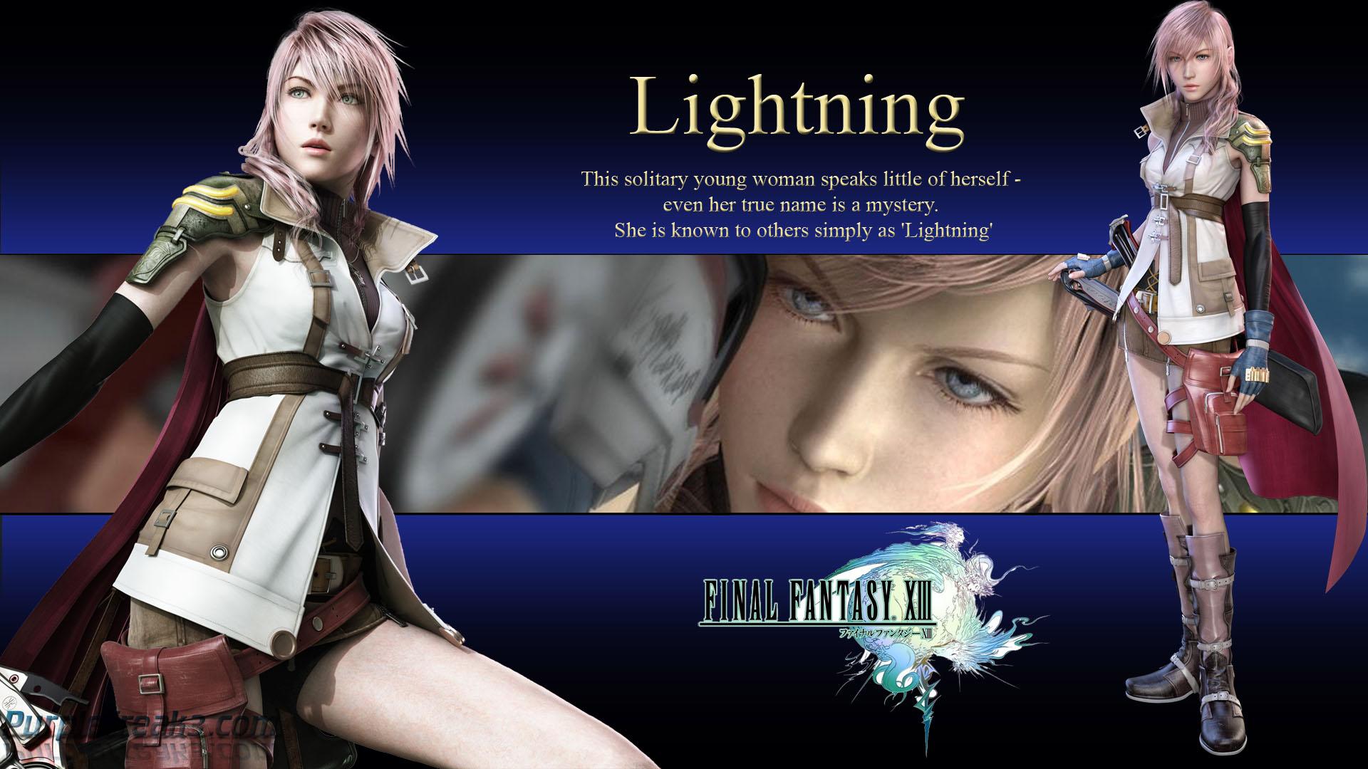 Lightning Ffxiii Quotes Quotesgram
