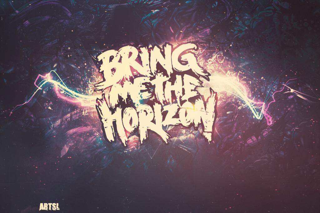 bring me the horizon wallpaper with quotes quotesgram