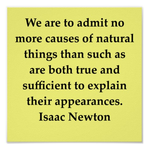 isaac newton quote ldquo all - photo #8