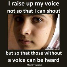 I Am Malala Quotes. QuotesGram