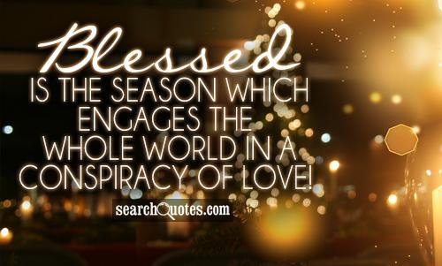 World S Best Christmas Quotes: Holiday Season Quotes Inspirational. QuotesGram