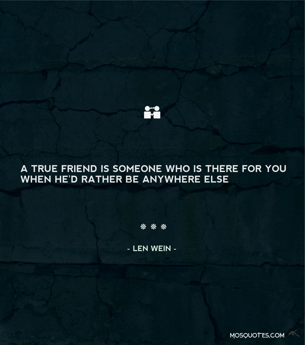 Quotes On Wah A True Friend Is: Famous Quotes About True Friendship. QuotesGram