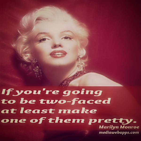 Good Quotes Marilyn Monroe: Marilyn Monroe Quotes About Women. QuotesGram