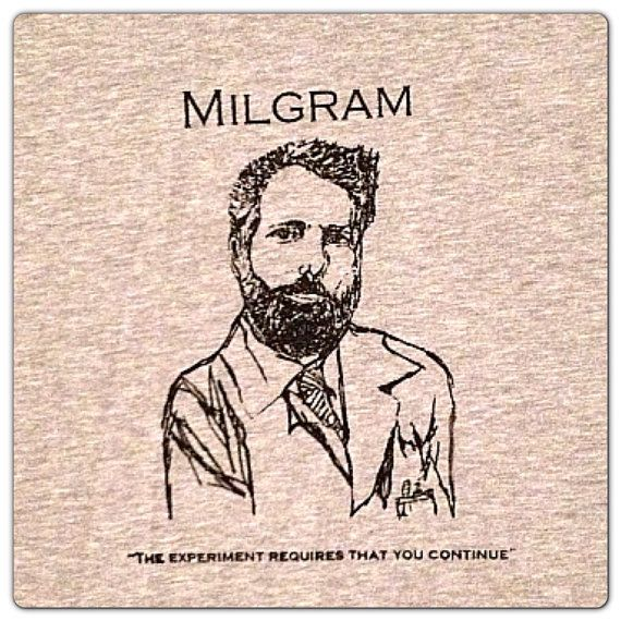 stanley milgram experiment essay Essay on milgram vs baumrind the whole, they are no longer considered individuals but products of conformity stanley milgram, a yale psychologist, engineered an experiment to test the ordinary person's level of obedience.
