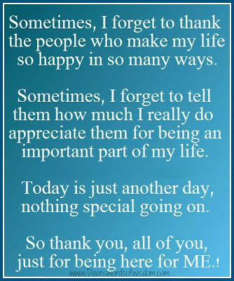Thank You For Being In My Life Quotes. QuotesGram