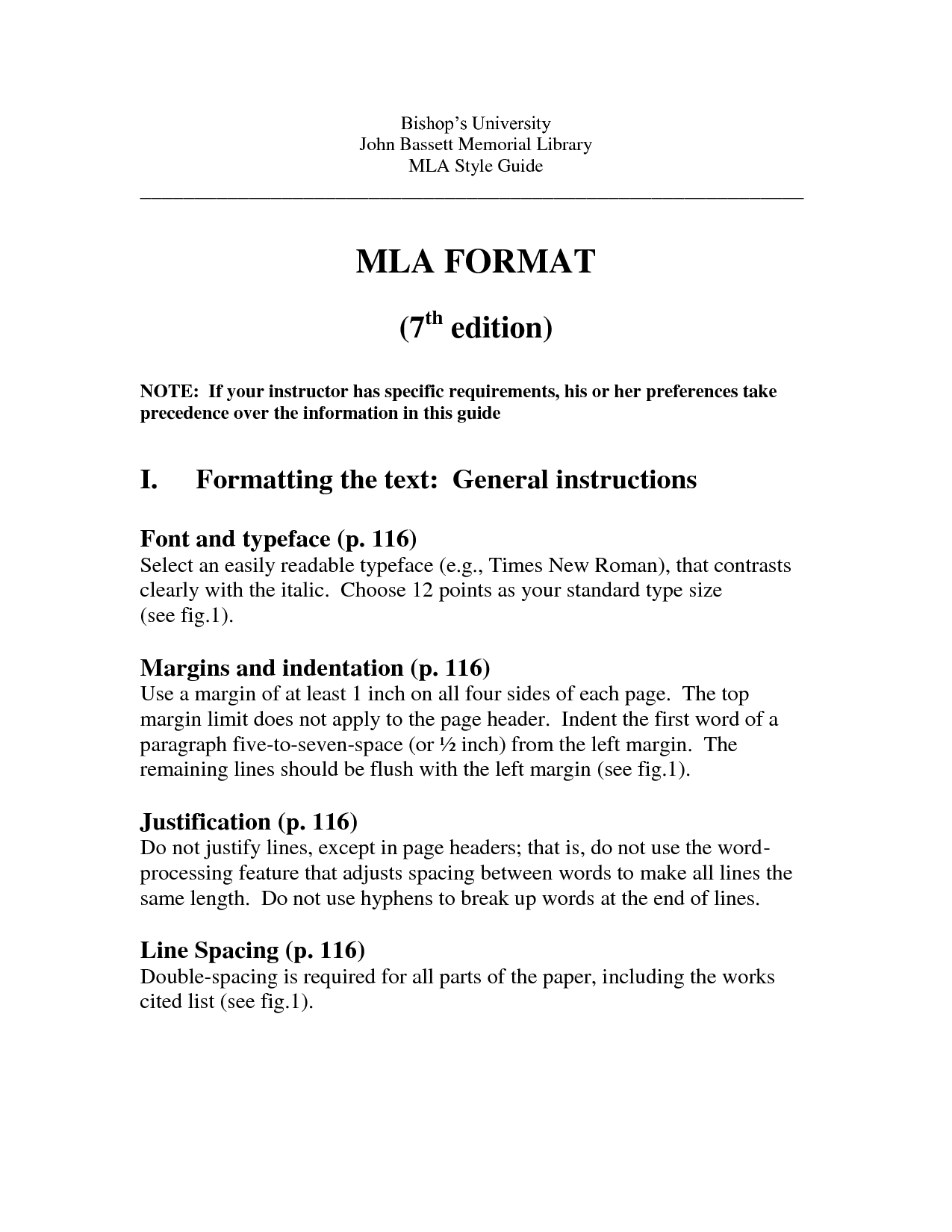 mla format for spanish essays Formatting an essay in mla style heading on the first page, in the upper left-hand corner, place your name, your instructor's name, the course, and the date on.