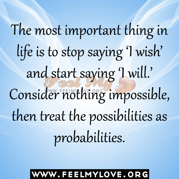 Quotes About Whats Important In Life: The Most Important Things In Life Quotes. QuotesGram