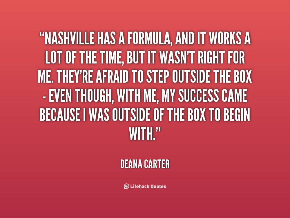 Quotes From Nashville Quotesgram