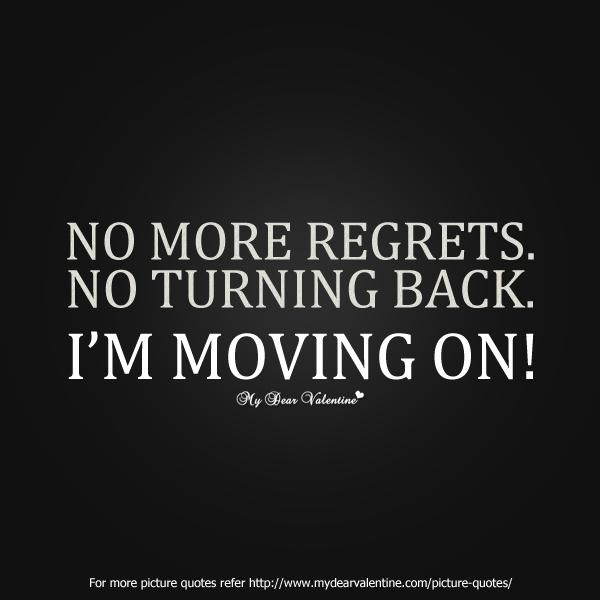 No Regrets Quotes. QuotesGram